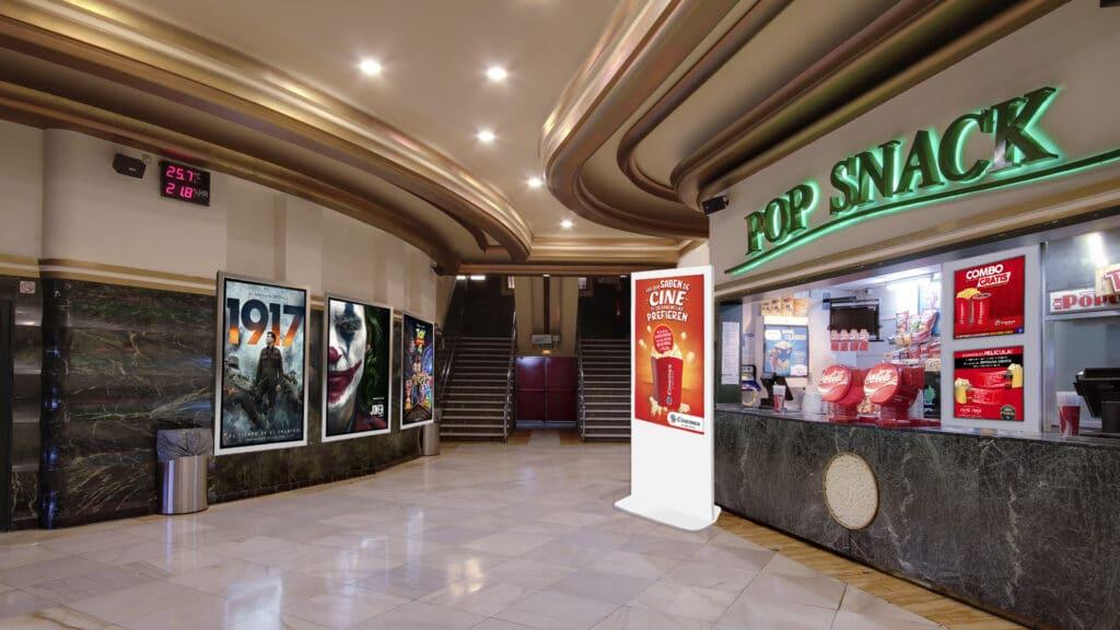 Sector Cines Teatros